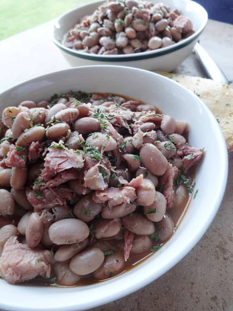 Pinto Beans with Ham Hock